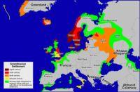 Směry vikinské expanze